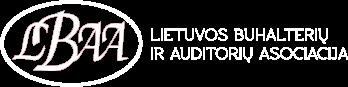 LBAA - Lietuvos buhalterių ir auditorių asociacija