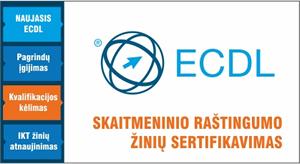 ECDL kursai
